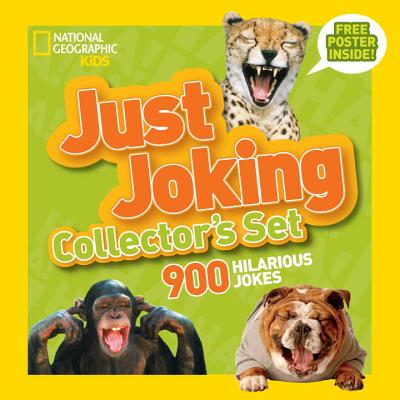 Just Joking Collector's Set By National Geographic Society (U. S.)