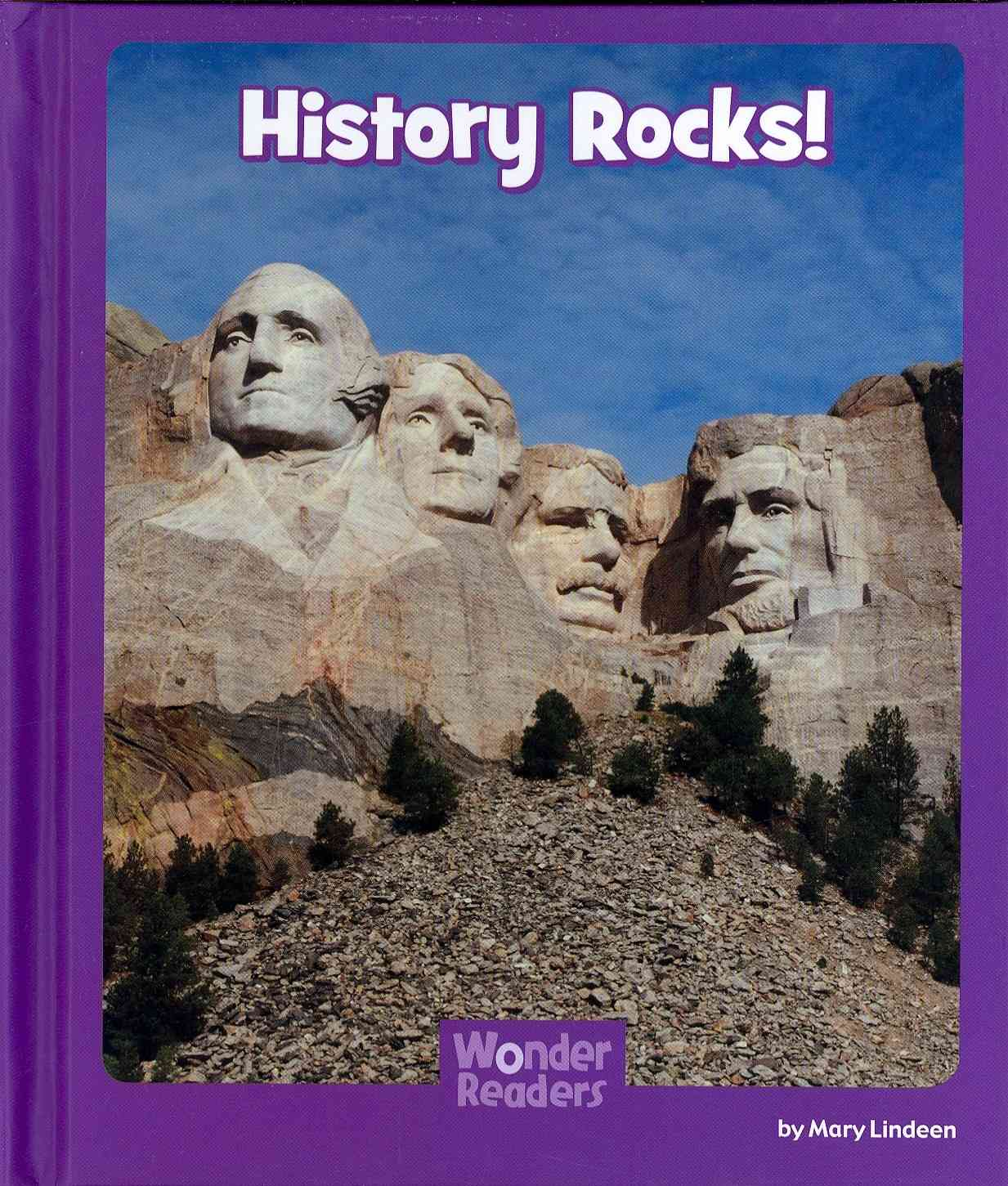 History Rocks! By Lindeen, Mary
